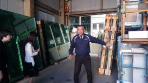 経営者を訪ねてVol.42 株式会社西尾硝子鏡工業所 西尾智之様