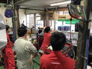 社長と社員のコミュニケーションが業務改善のカギ!|野崎自動車